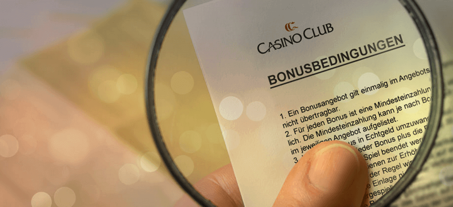 bonuscode casino club